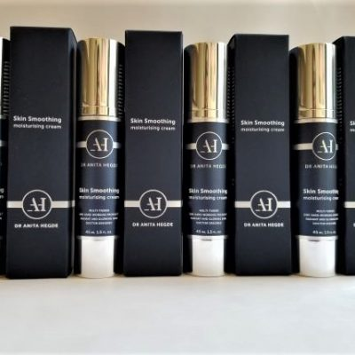Package C Skin smoothing cream.